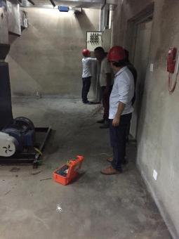泵房配电箱测试