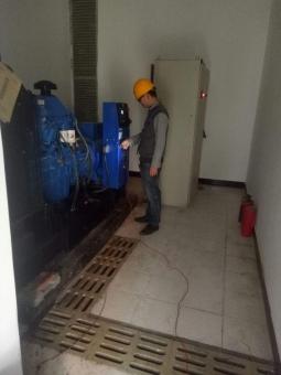 柴油发电机接地电阻测试
