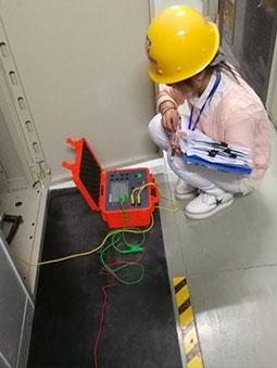 等电位连接测试