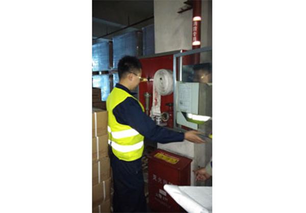 消防栓消防泡检测
