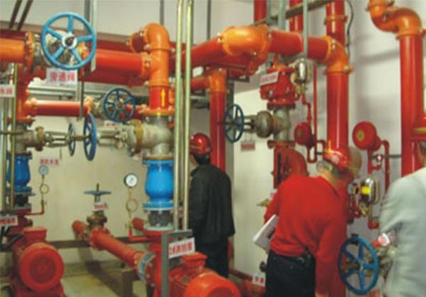 自动喷水灭火系统检测