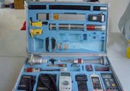 消防设施检测仪器设备展示