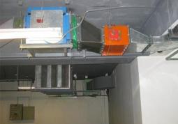 机械加压送风系统检测